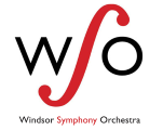 Logo for Windsor Symphony Orchestra